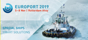 Visit us at Europort in Rotterdam
